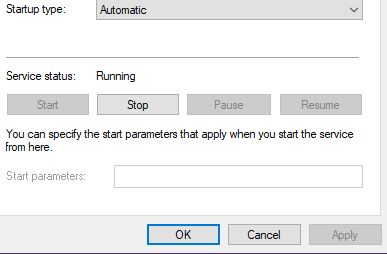 Automatically start the Windows Audio Video Experience service1