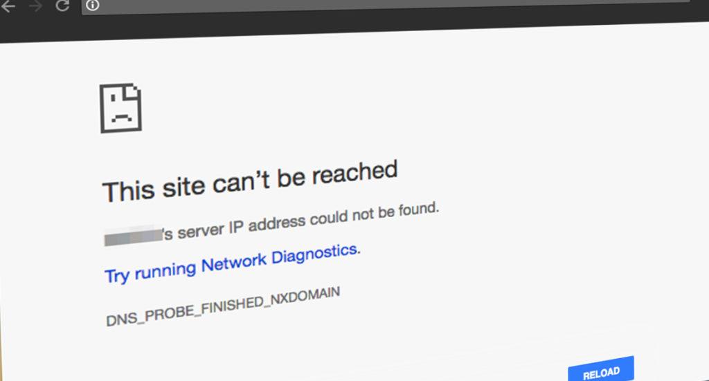 DNS_PROBE_FINISHED_NXDOMAIN-Google-Chrome-Windows-10-Error