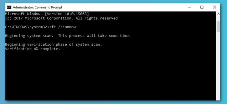 How to fix accidental Windows 10 freezing/hanging