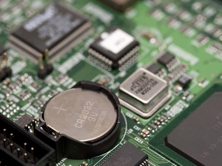 Restoring BIOS defaults