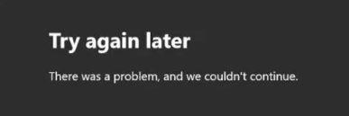 What does error 0x800401fb mean