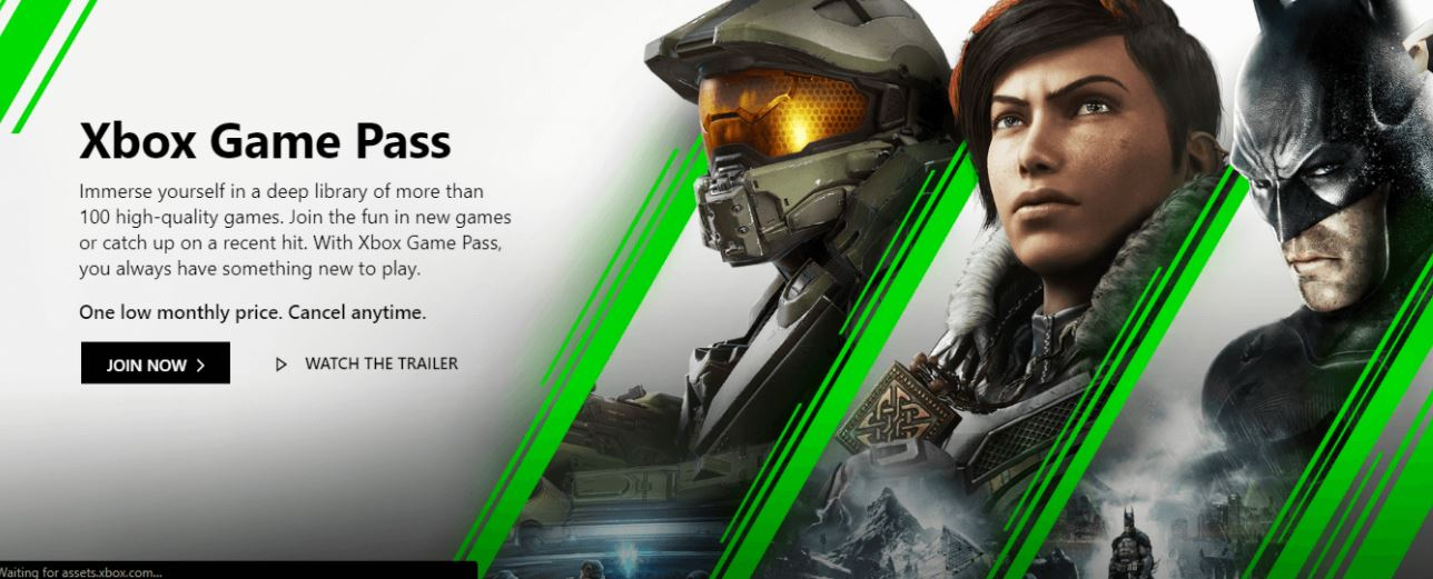 XBOX - What is xbox game pass