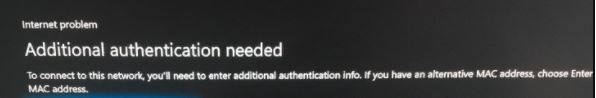 "What is causing the Xbox One ""Additional authentication required"" error"