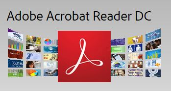 Why is the Adobe Acrobat Reader DC icon not showing