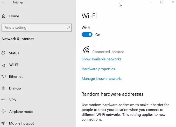 Here's how to fix the situation when Airplane mode is not turned off in Windows 10