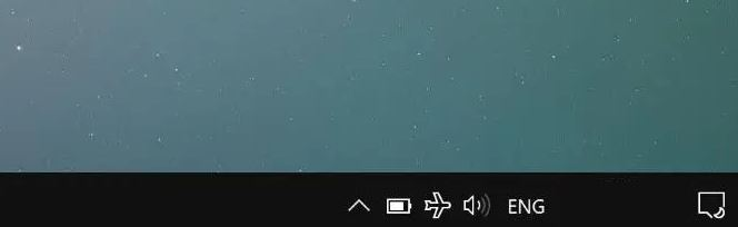 Solve the problem of airplane mode not turning off in Windows 10