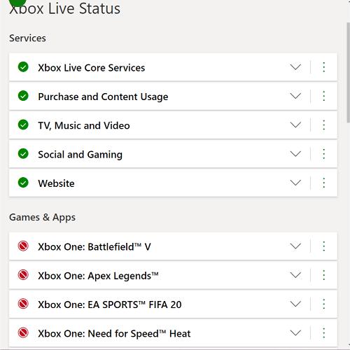 Fix error code 0xd0000189 on your Xbox One