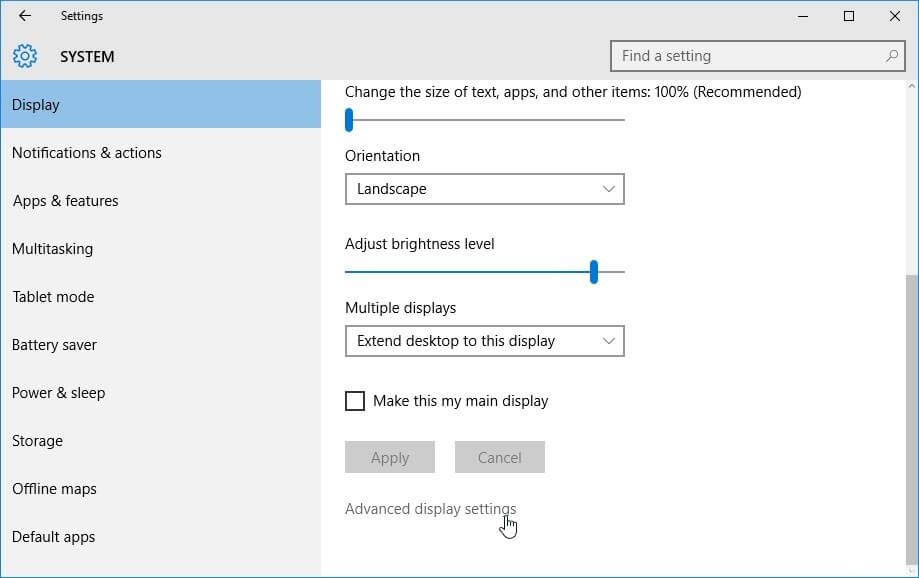 How to fix screen tearing in Windows 10