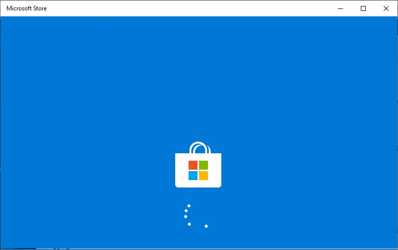 What is the cause of error 0x80073D02 in Microsoft Store on Windows 10