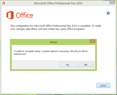 To resolve Microsoft Office error 30094-1015