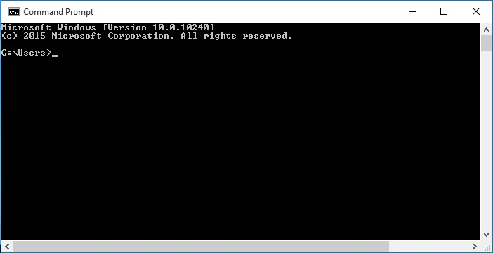 Solved: The Command Prompt (CMD exe) that Always Pop Up in Windows 10