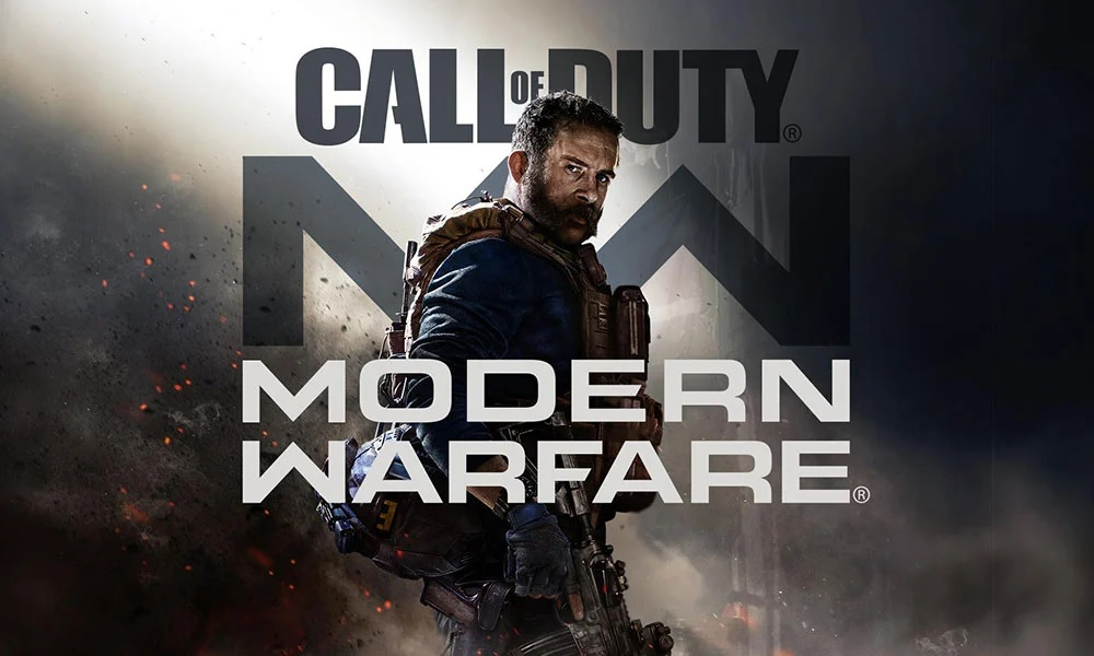 What is the cause of error code 65536 in the game Call of Duty (COD) Modern Warfare