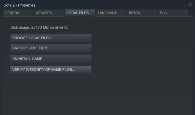 How to troubleshoot the Steam error code 2 - Servers are too busy