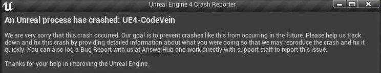 Fixing Code Vein Crashes or Freezes in Windows 10