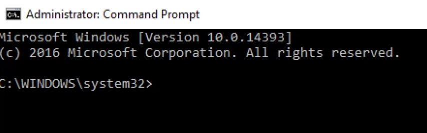 Why does the command line (CMD exe) keep showing up in Windows 10?