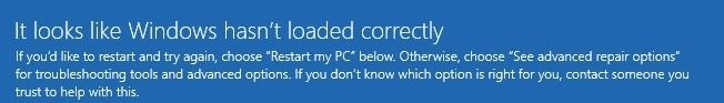How to open the command prompt when Windows 10 doesn't boot